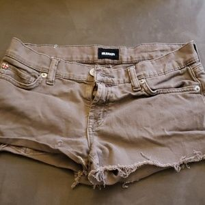 Preowned Hudson jean shorts Size 24